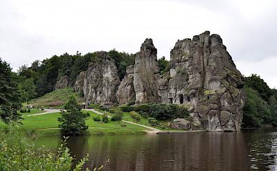 Weserbergland in Germany. Flickr:Joost Pals