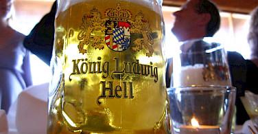 Bavarian beer. Flickr:Leon Brocard
