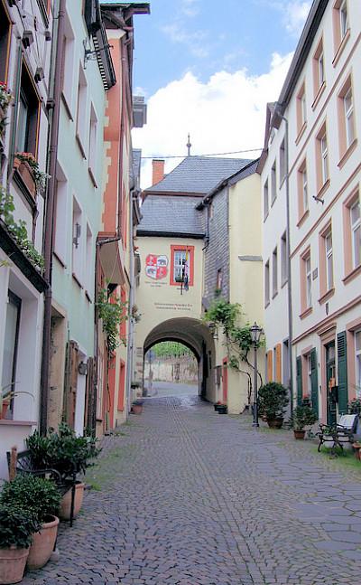 Graach Gate in Bernkastel-Kues, Germany. Flickr:Jim Linwood