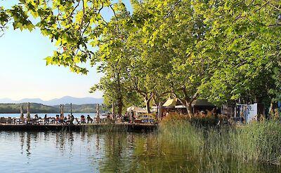 Banyoles Lake, Catalonia, Spain. Flickr:Albert Torello