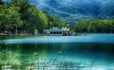 Banyoles Lake, Catalonia, Spain. Flickr:Candi...