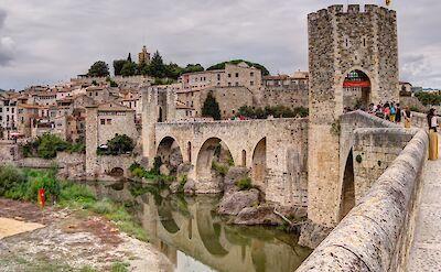 Besalú, Catalonia, Spain. Flickr:Sergio Segarra
