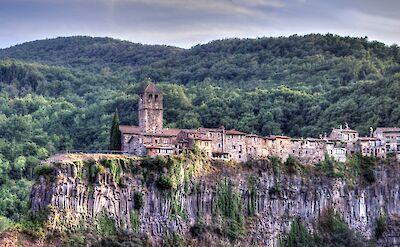 Castellfollit de la Roca, Catalonia, Spain. Flickr:Ángel M. Felicísimo