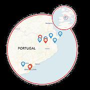 Mas Pelegri Multi-Activity Tour in Girona Map