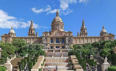 Museu Nacional d'Art de Catalunya, Barcelona, Spain. CC:Felix König