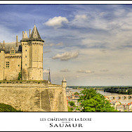 Château d'Amboise on the Loire River, France. Flickr:@lain G
