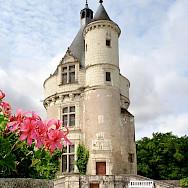 Part of Château de Chenonceau near Chenonceaux, France. Flickr:Ploync
