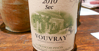 Vouvray wine - many great local wines on this bike tour! Photo via Flickr:Jameson Fink