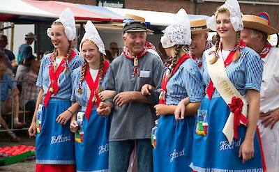 Cheese Festival in Edam, North Holland, the Netherlands. Flickr:Philip Cotsford