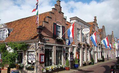 Edam, North Holland, the Netherlands. CC:Arch