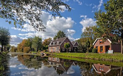Typical scenic Dutch countryside! ©Hollandfotograaf