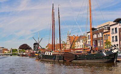 Leiden, North Holland, the Netherlands. Flickr:Tambako the Jaguar