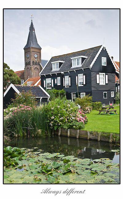Marken, North Holland, the Netherlands. Flickr:Jose Maria Barrera Cabanas