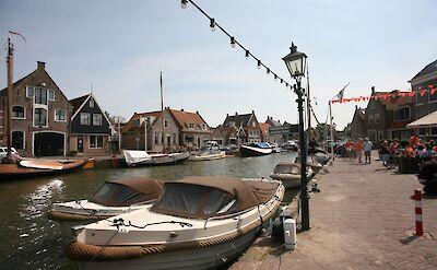 Monnickendam, North Holland, the Netherlands. Flickr:bert knottenbeld