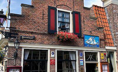 Spuistraat in Edam, North Holland, the Netherlands. Flickr:Warren LeMay