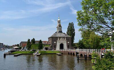 Zijlpoort in Leiden, North Holland, the Netherlands. Flickr:Jan