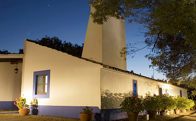 Your accommodations. Alentejo, Portugal. Photo courtesy of TO