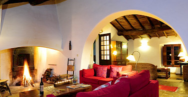 Inside your accommodations. Alentejo, Portugal. Photo courtesy of TO
