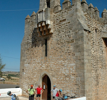 Taking a bike break in Alentejo, Portugal. Photo courtesy of Tour Operator (TO)