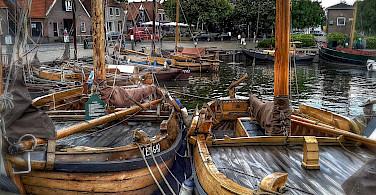 Harbor in Harderwijk, Gelderland, the Netherlands. Flickr:Frank Meijn