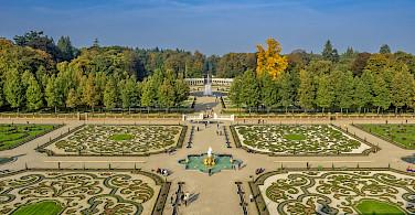 Gardens of Paleis Het Loo in Apeldoorn, Holland. Flickr:Frans Berkelaar
