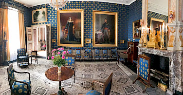 Interior of Palais Het Loo in Apeldoorn, Gelderland, the Netherlands. Flickr:Thomas Quine