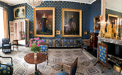 Interior of Palais Het Loo in Apeldoorn, Gelderland, the Netherlands. Flickr:Thomas Quine