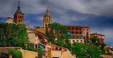 Segovia in Castilla y León, Spain. Flickr:M.Peinado