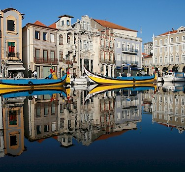 Aveiro Town, Portugal. Photo courtesy of Tour Operator