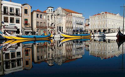 Aveiro Town, Portugal. Photo via TO