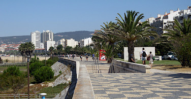 Promenade in Figueira da Foz, Portugal. Photo via Flickr:Pepe Martin