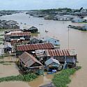 River life in Chau Doc, Vietnam. Photo via Flickr:Ken Marshall