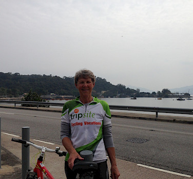 Update from Hennie in Hong Kong