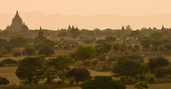 Update from Hennie in Bagan