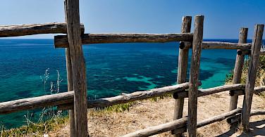 Enjoying the view in Kassandra, Halkidiki, Greece. Flickr:Horiavarlan