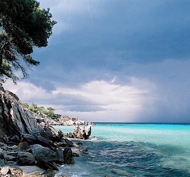 Sithonia, Chalkidiki, Greece. Photo via Flickr:constant progression