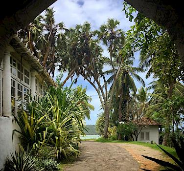 Galle on the SW corner of Sri Lanka. Flickr:Sergei Gussev