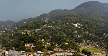 Cycling through Kandy, Sri Lanka. Photo via Flickr:the very honest man