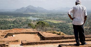 Overlooking Sigiriva, Sri Lanka. Photo via Flickr:Matthias Kumpel