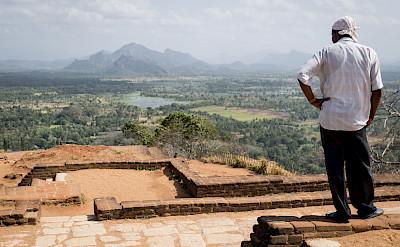 Overlooking Sigiriva, Sri Lanka. Flickr:Matthias Kumpel