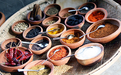 Spices are Sri Lanka's trade. Flickr:Roderick Eime