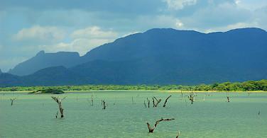 Gorgeous waters in Sri Lanka. Photo via Tour Operator.