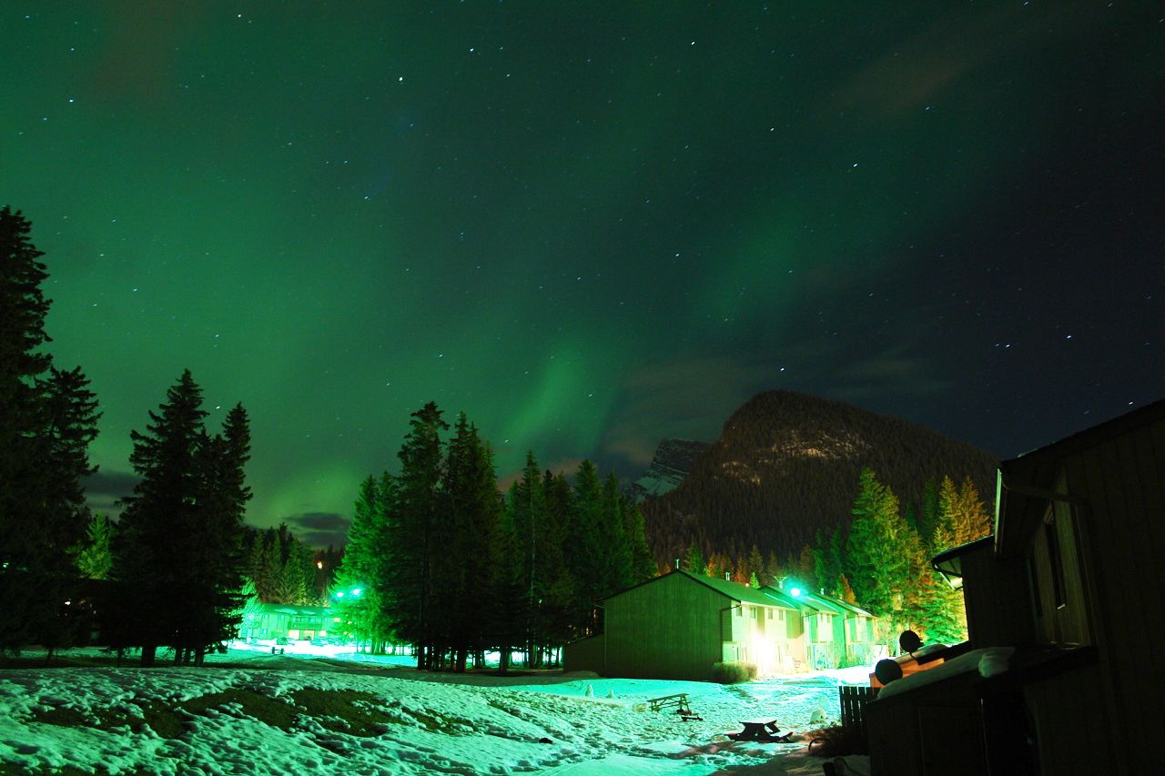 Alberta Canada Northern Lights Tour
