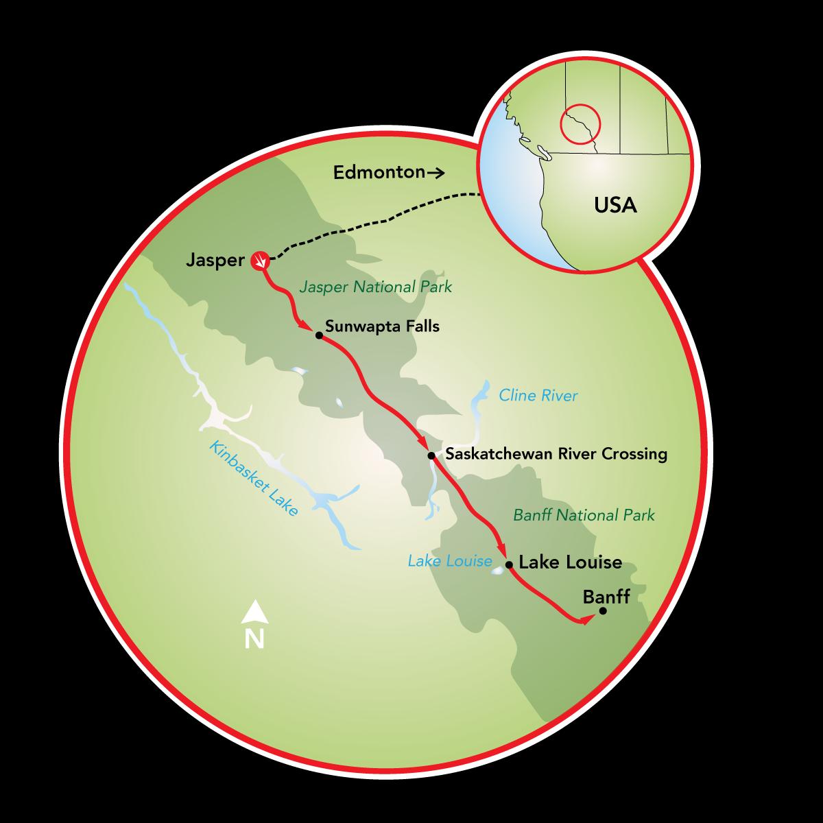 Banff Tour Guide Service