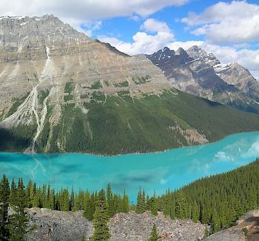 Jasper to Banff