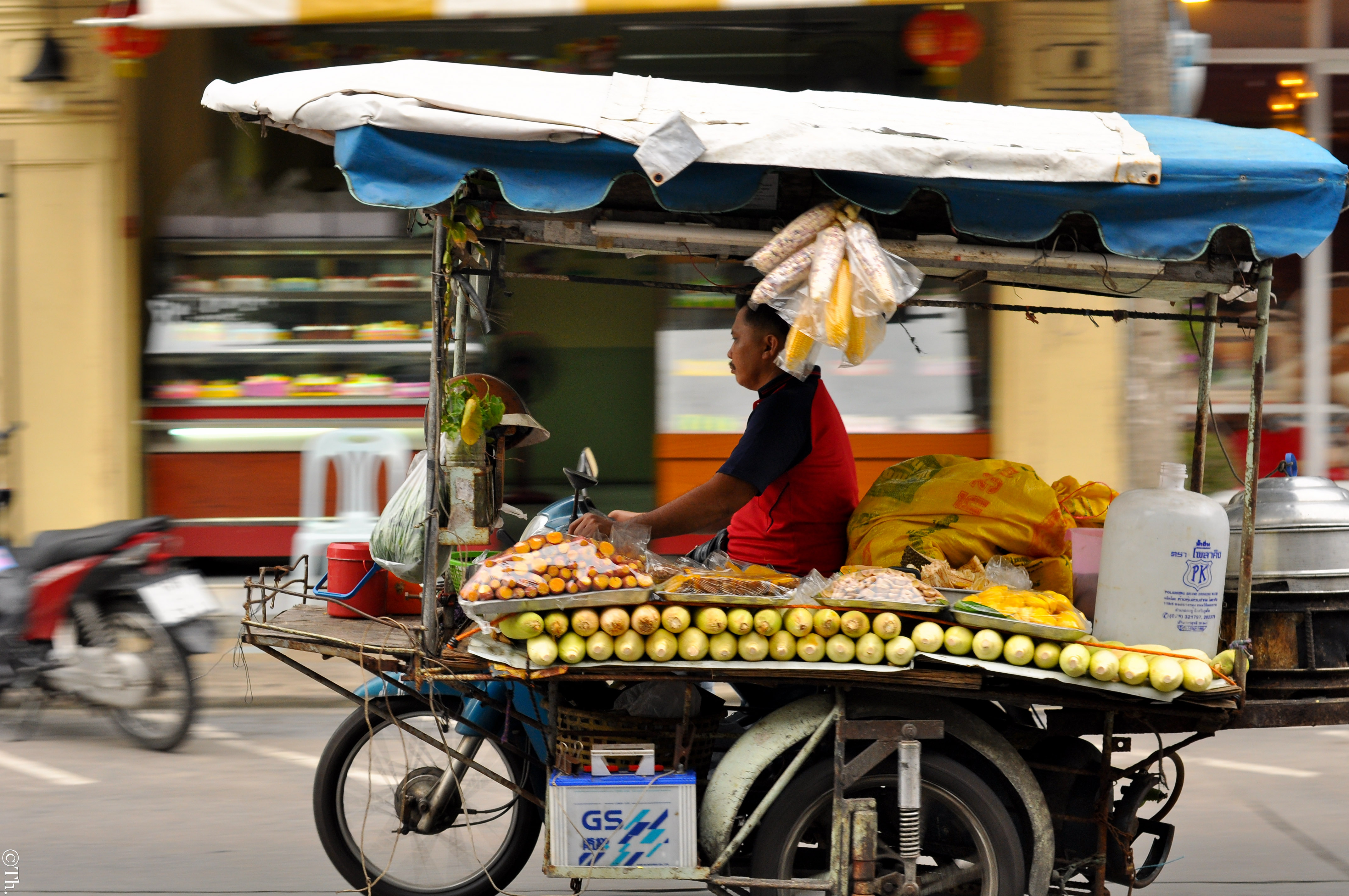 Bangkok To Phuket Road Bike Tour Thailand Tripsite