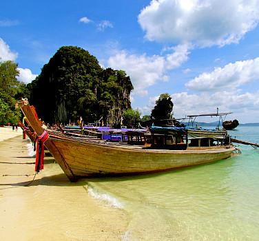Bangkok to Phuket E-Bike Tour