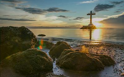 Sunken Cemetery on Camiguin Island, Philippines. Creative Commons:Iravillanueva