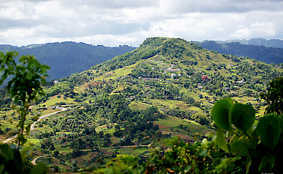 Gorgeous tropical hills in Cebu, the Philippines. Flickr:Brian Evans