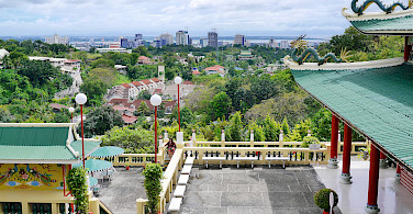 View of Cebu City from a Taoist Temple, the Philippines. Flickr:travel oriented